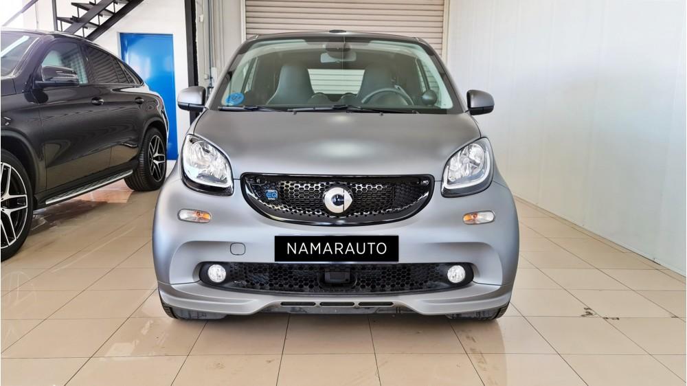 SMART EQ Cabrio BRABUS