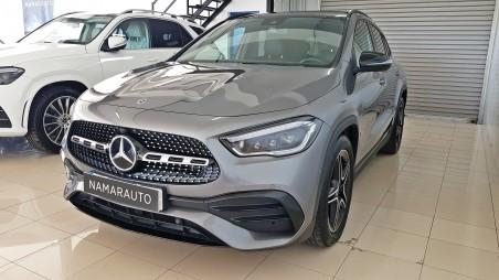 Mercedes GLA 200d AMG -...