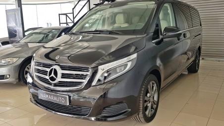 Mercedes Clase V 220d...