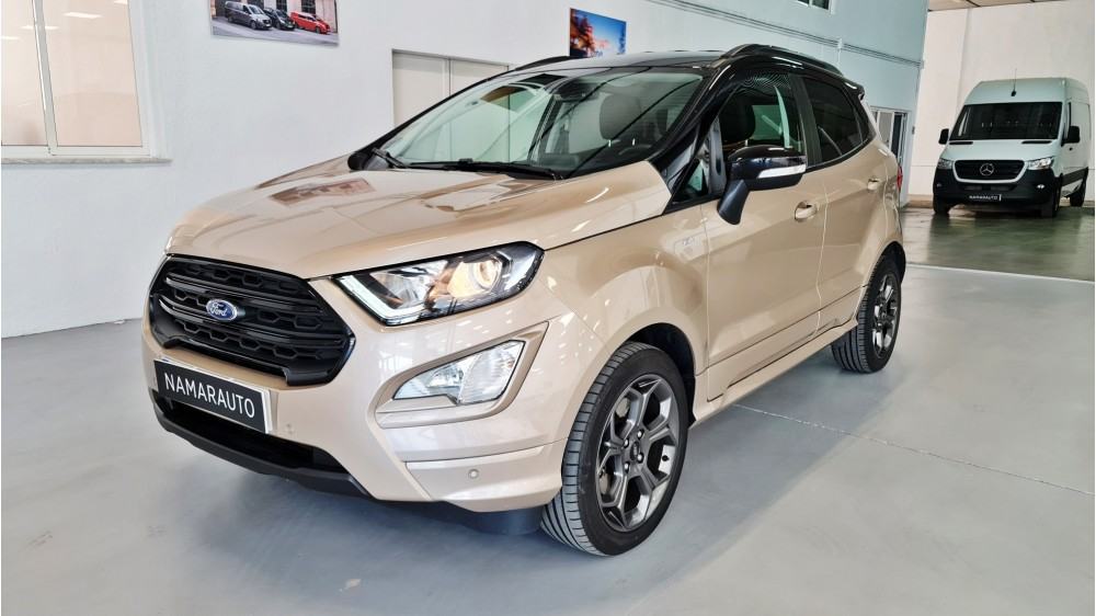 Ford EcoSport 1.0T EcoBoost 125CV ST