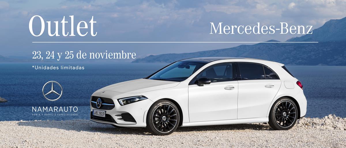 Outlet Mercedes-Benz